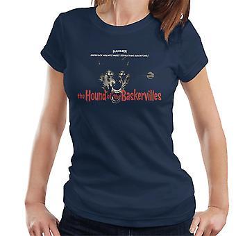 Hammer The Hound Of The Baskervilles Women's T-Shirt