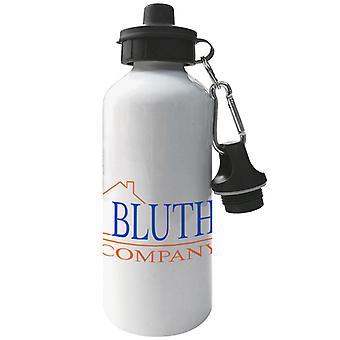 Arrestation de développement Bluth Company Logo Aluminium Sports Water Bottle