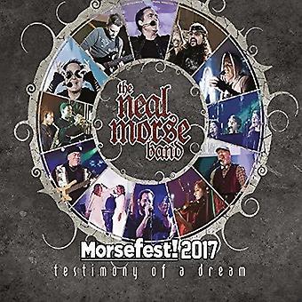 Neal Morse Band - Morsefest 2017: The Testimony of a Dream [CD] USA import