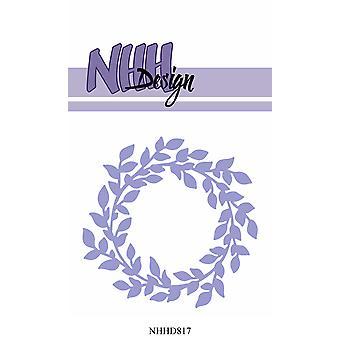 NHH Design Wreath 2 Dies