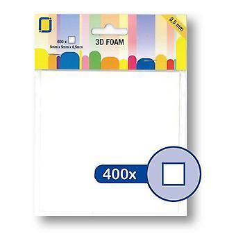 JEJE Produkt 3D Foam 5 mm x 5 mm x 0,5 mm