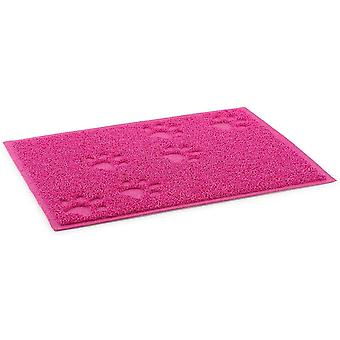 Ancol Feeding Place Mat 16x12 inch - Pink