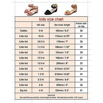 Altijd Pretty Little Girls Flats Sandals voor Peuter Girls Party Dress Heels ...