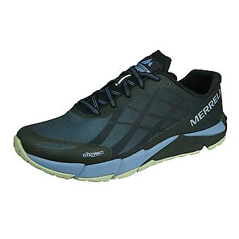 Merrell Bare Access Flex Womens Trail Running Trainers / Shoes - Black