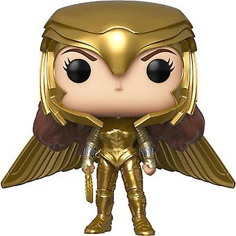 Wonder Woman 1984 Gold Wide Wing Pose US Ex. Pop