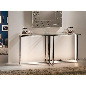 Croma lampada a tavolo di cristallo a LED integrato