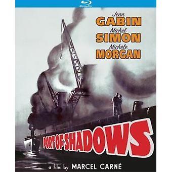 Port Of Shadows (1938) [Blu-ray] Importación de EE. UU.