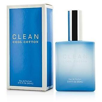 Clean Cool Cotton Eau De Parfum Spray 60ml or 2.14oz