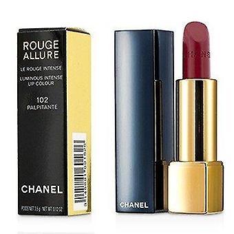 Rouge Allure Luminous Intense Lip Colour - # 102 Palpitante 3.5g or 0.12oz