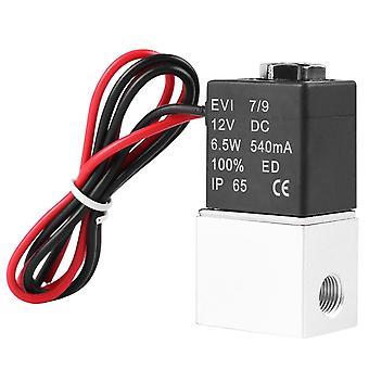Elektrische Solenoid Valve Dc 12v Olie Luchtgas Pneumatische Water Control Diverter