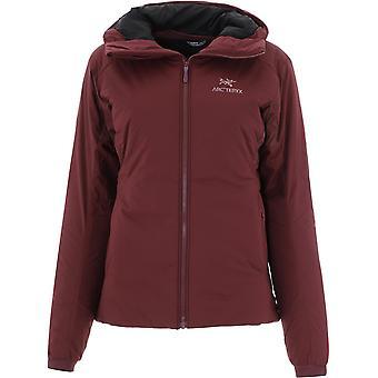 Arc'teryx 24107atomarrhaspody Women's Burgundy Nylon Outerwear Jacket