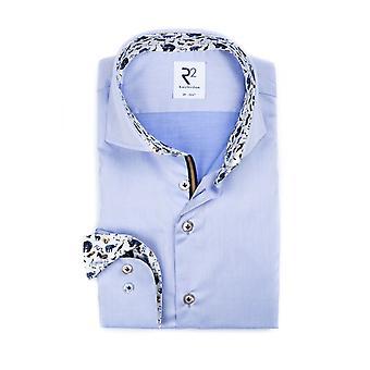 R2 Long Sleeved Shirt Light Blue