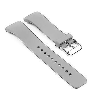 Strapsco bracelet en silicone pour samsung gear s2 r720