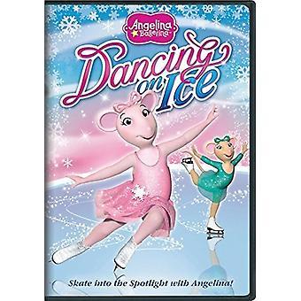 Angelina Ballerina: Dancing on Ice [DVD] USA import