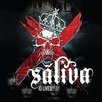 Saliva - Saliva [CD] USA import