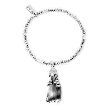 ChloBo Mini Disc Tassel Bracelet SBMD933