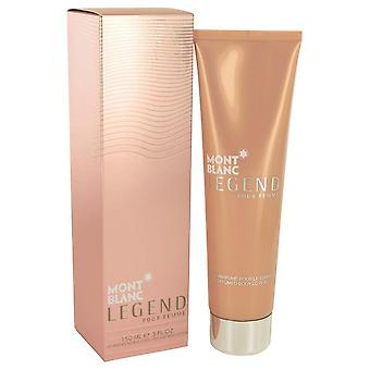 Montblanc Legende Body Lotion von Mont Blanc 5 oz Body Lotion