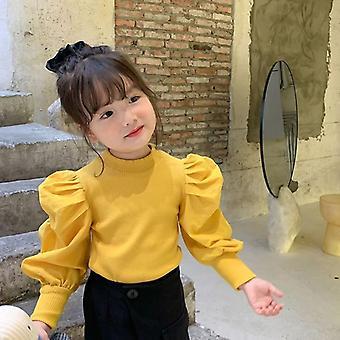 Jarná jeseň Sveter Baby Pletené oblečenie