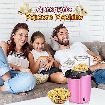 Popcorn Maskin Automatisk Hvit Mini Liten Mais Popcorn Maskin Bakeware Baking Barnas Bakverk Verktøy Husholdning