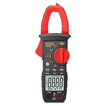 ST181 Digital Clamp Meter DC/AC Current 4000 Count Multimeter Voltage Tester