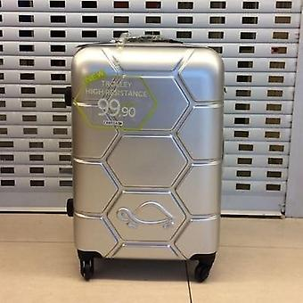 Pc Spinner Hardside Luggage Famous Brand Travel Bag  Trunk Trolley Case Suit