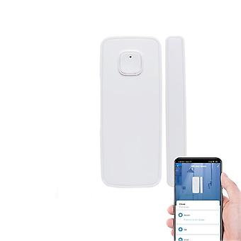 Drzwi / okno Detector Wifi App Notification Alerts Security Sensor Wsparcie czujnika