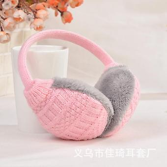 Winter Warm Cotton - Knitted Earmuffs