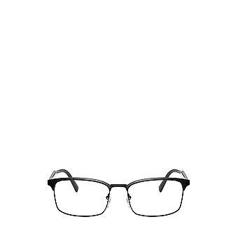 Prada PR 54WV óculos pretos masculinos