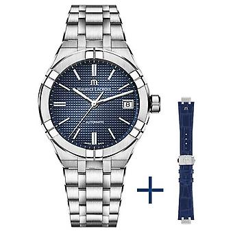 Maurice Lacroix Aikon Automatic Blue Dial 39mm AI6007-SS002-430-2 Watch