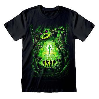 Ghostbusters Unisex Vuxen Dan Mumford T-Shirt
