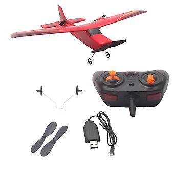 Micro Wingspan Telecomandă Rc Glider Avion Avion Fix Wing Epp Drone