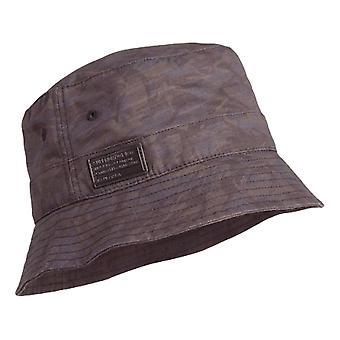 Superdry Bucket Hat - Black Nathan Camo