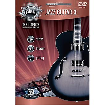Alfred's PLAY: Jazzgitarre 3 -