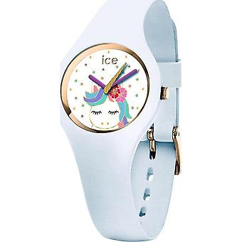 Ice Watch wristwatch ICE fantasia - Unicorn white - Extra small - 3H - 018421