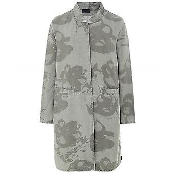 Oska Frow Floral Linen Jacket