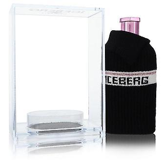 Iceberg Since 1974 Eau De Parfum Spray By Iceberg 3.4 oz Eau De Parfum Spray