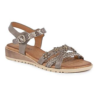 Sandale lunar Lucy Low Wedge