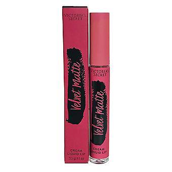 Victoria's Secret Victorias Secret Velvet Matte Cream Flydende Lip 3.1g Love
