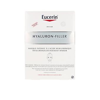 Eucerin Hyaluron-filler Máscara Intensiva Ácido Hialurónico 4 Pz Para Mujeres