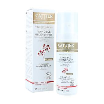 Redensifying Riktad behandling för ögon och läppar, Velvety touch 15 ml