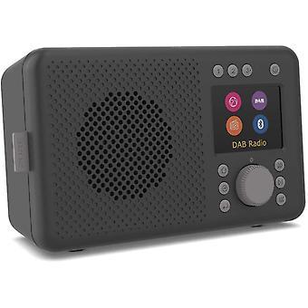 DZK ELAN CONNECT All-In-One Internet Radio with DAB and Bluetooth 5.0 (DAB/DAB+ Digital Radio