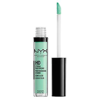 NYX Hd Studio Fotogenic Concealer Green