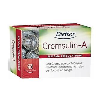 Chromsulin A 48 tablets