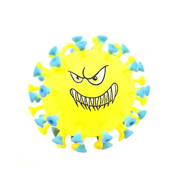 Coronavirus Squeeze Stress Ball Stress Relief Night flash Toys