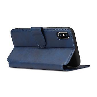 Musta korttipaikka lompakko pystysuora nahka iskunkestävä puhelinkotelo iphone7 plus