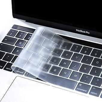 Wokex Prmie Ultra Dnn Tastaturschutz Kompatibel mit MacBook Pro mit Touch Bar 13/15 Zoll