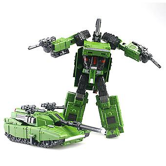 Wb Fit Deformation Toy Tank Robot Car Combination