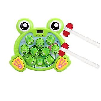 Interactive Thump Frog Game For Kids