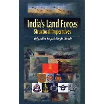 Forças terrestres da Índia [Abreviado] [Audiobook] [Conjunto de caixa] [Ilustrado] [Grande Impressão]