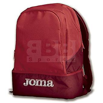 Joma Bags Backpack Stadium Iii Red, GenderLess, 0